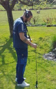 Häufig Wasserleitung undicht ortungsgerät – Extrahiergerät für polstermöbel FE26